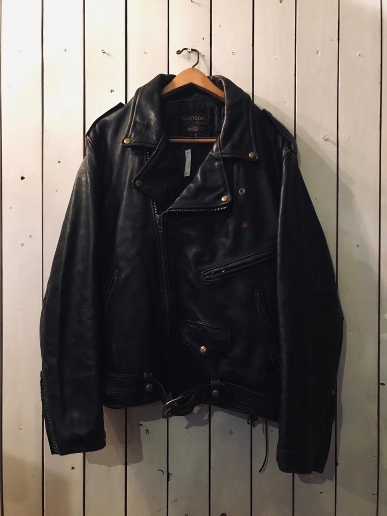 マグネッツ神戸店 明けましておめでとうございます! #4 Leather Jacket!!!_c0078587_18204919.jpg