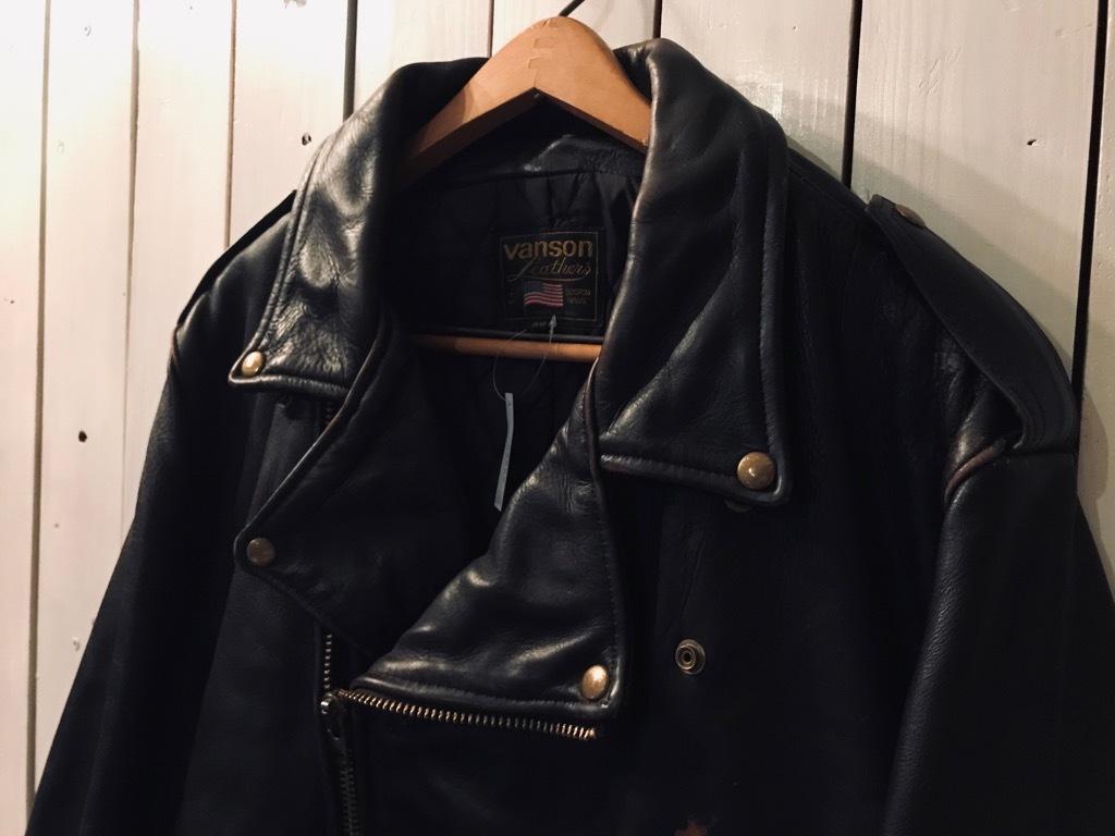 マグネッツ神戸店 明けましておめでとうございます! #4 Leather Jacket!!!_c0078587_18204932.jpg