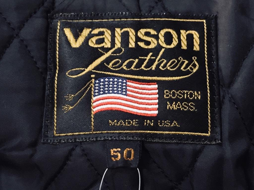 マグネッツ神戸店 明けましておめでとうございます! #4 Leather Jacket!!!_c0078587_18205067.jpg