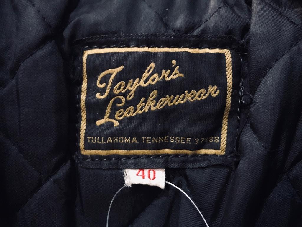 マグネッツ神戸店 明けましておめでとうございます! #4 Leather Jacket!!!_c0078587_18271506.jpg