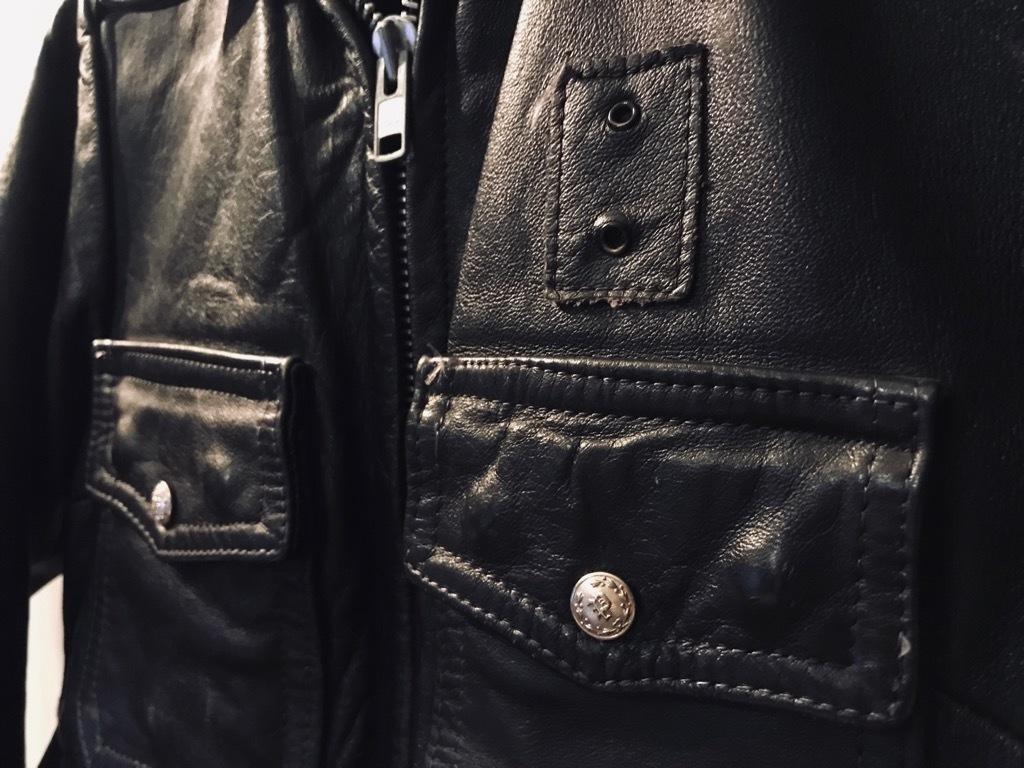 マグネッツ神戸店 明けましておめでとうございます! #4 Leather Jacket!!!_c0078587_18271682.jpg