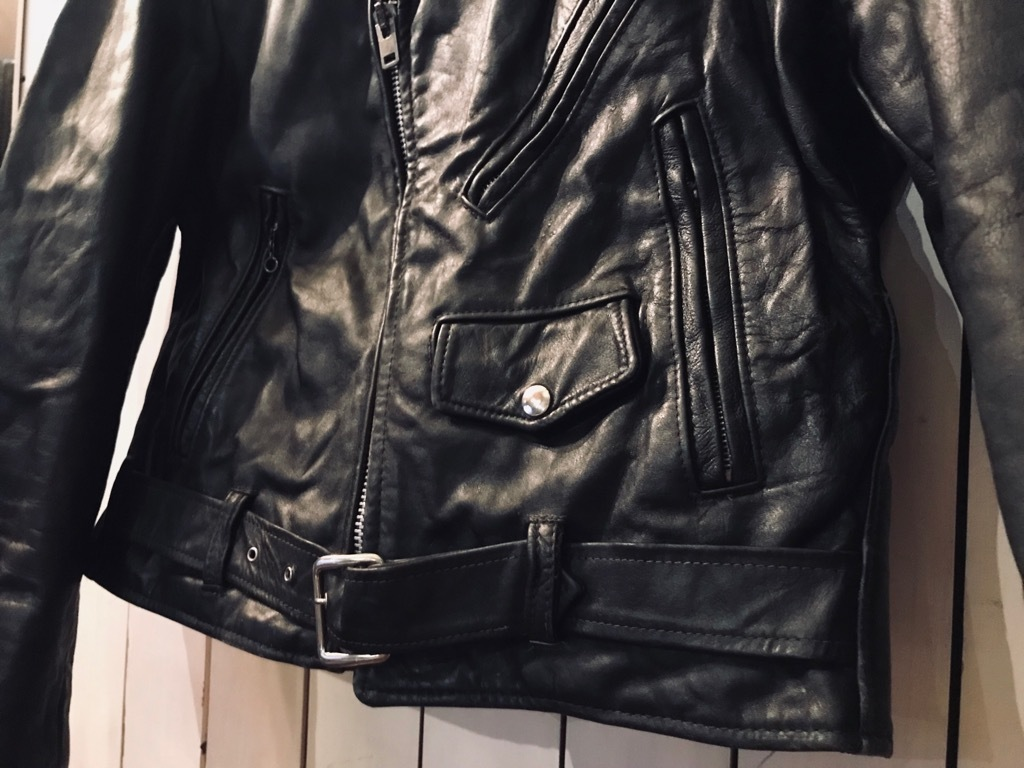 マグネッツ神戸店 明けましておめでとうございます! #4 Leather Jacket!!!_c0078587_18344461.jpg
