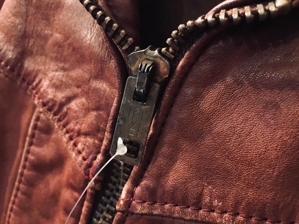 マグネッツ神戸店 明けましておめでとうございます! #4 Leather Jacket!!!_c0078587_18365435.jpg
