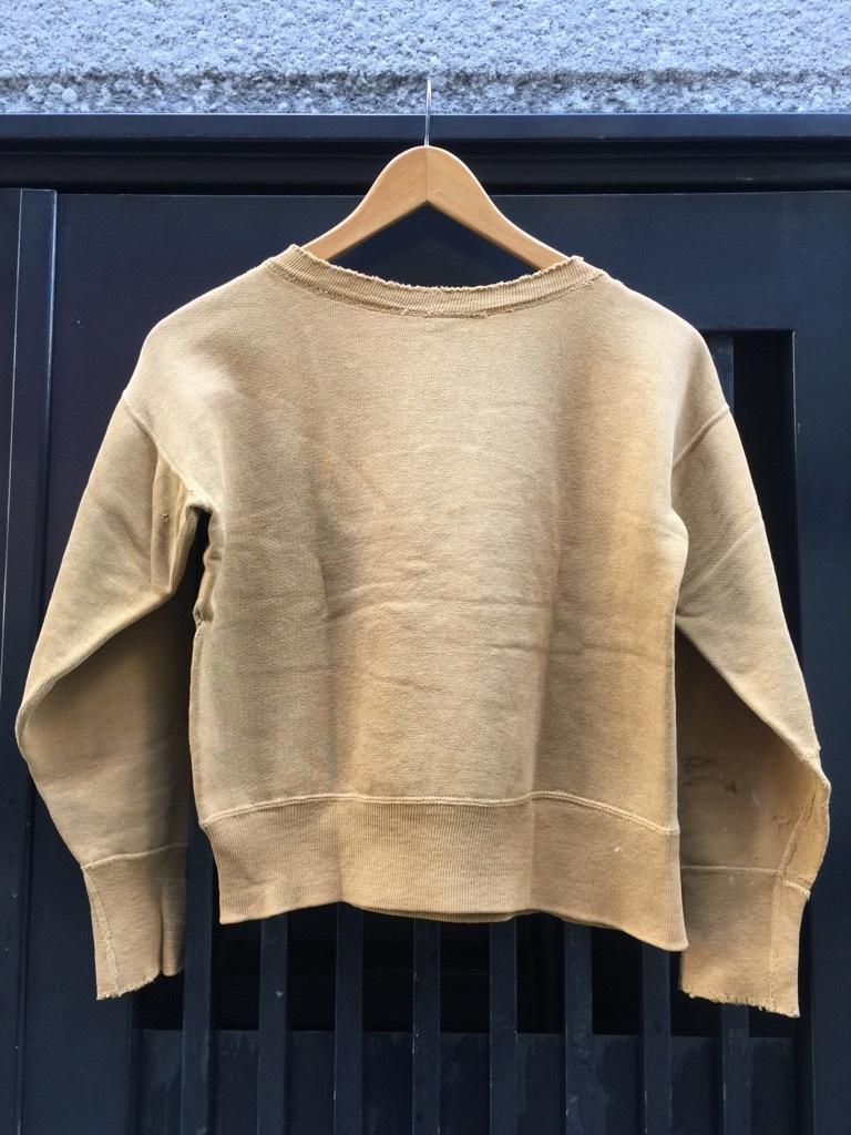 マグネッツ神戸店 明けましておめでとうございます!   #3 Vintage Knit,Sweat ,Shirt!!!_c0078587_18594698.jpg