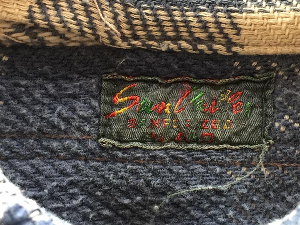 マグネッツ神戸店 明けましておめでとうございます!   #3 Vintage Knit,Sweat ,Shirt!!!_c0078587_19051004.jpg
