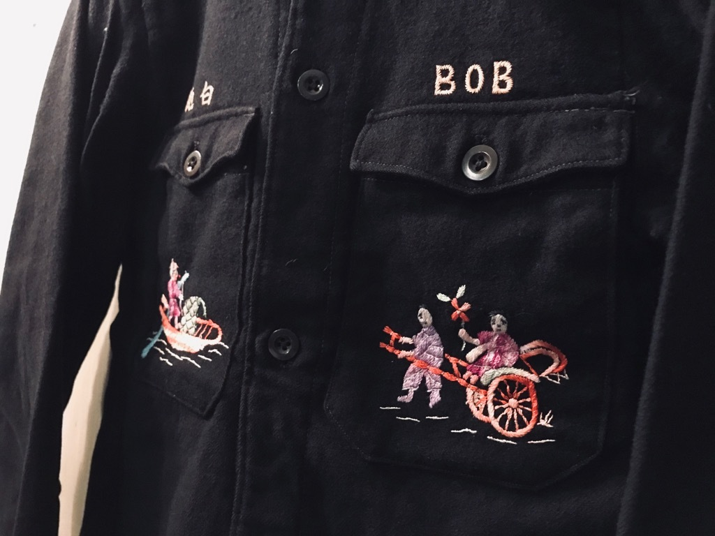 マグネッツ神戸店 明けましておめでとうございます! #6 Souvenir Jacket!!!_c0078587_19404097.jpg