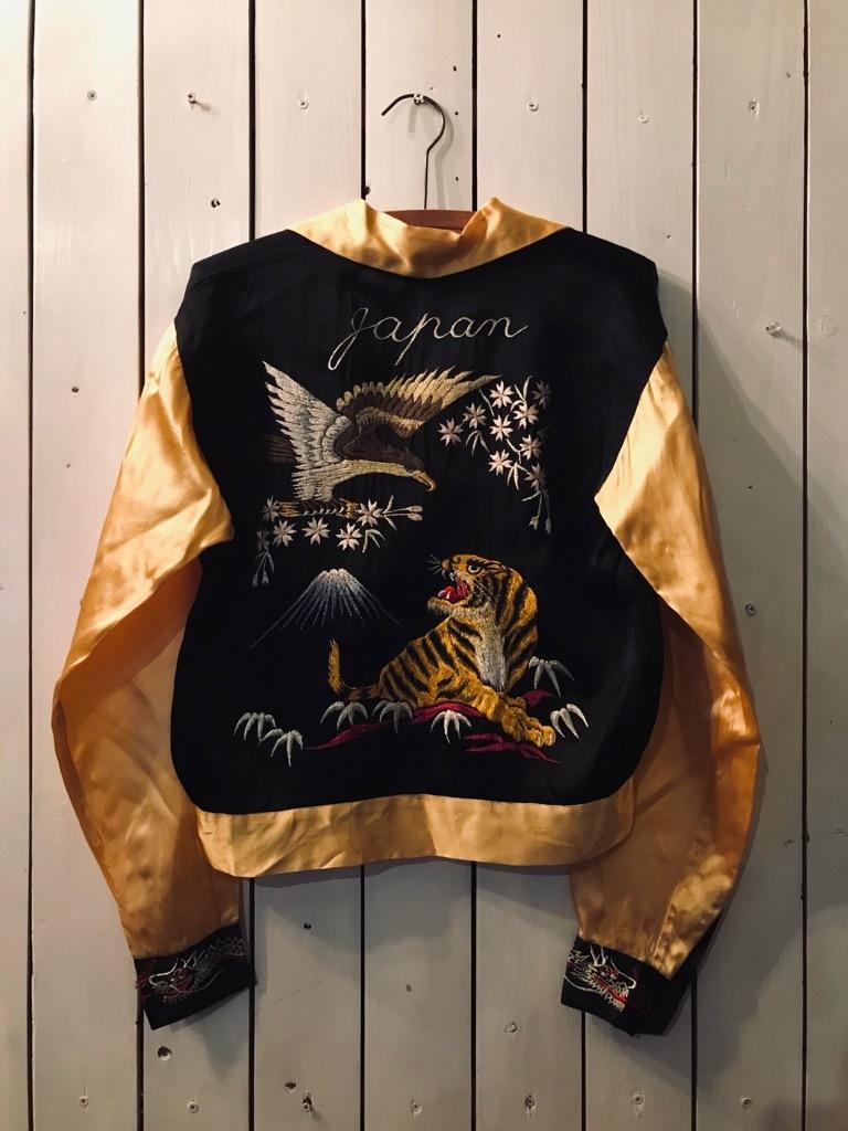 マグネッツ神戸店 明けましておめでとうございます! #6 Souvenir Jacket!!!_c0078587_19431849.jpg