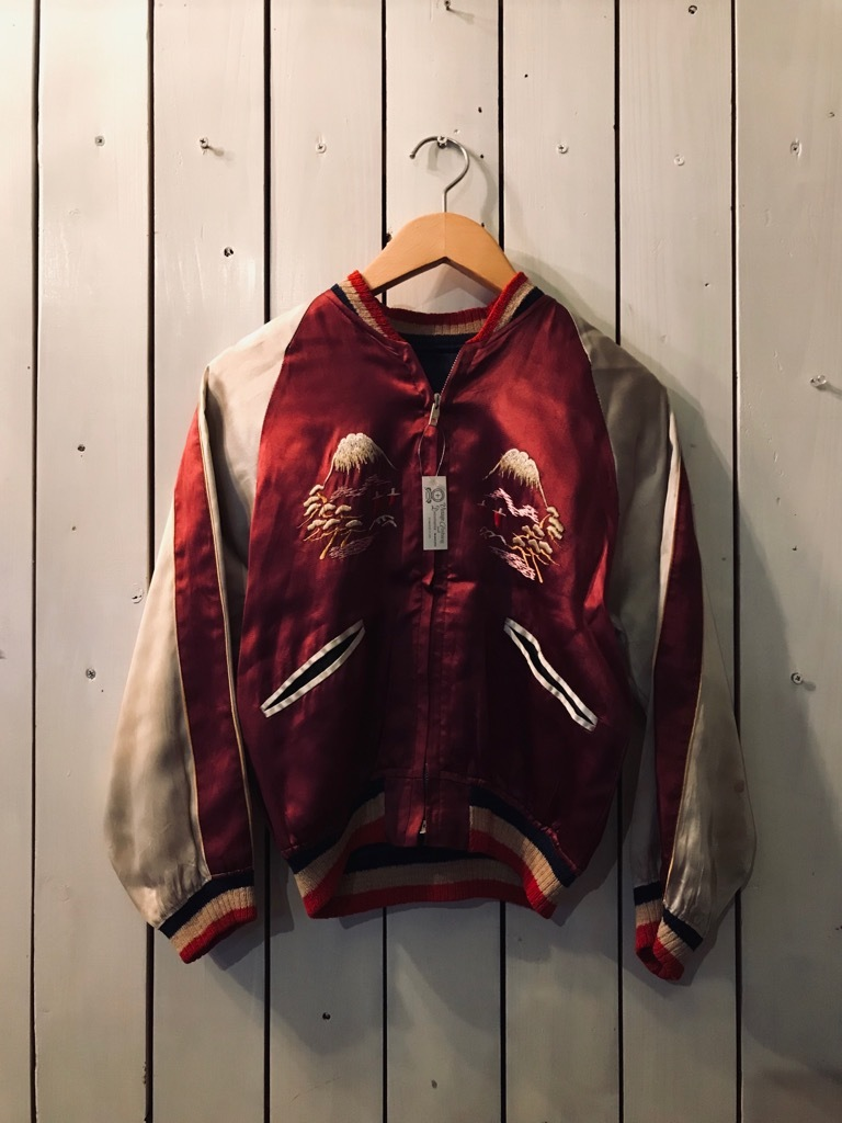 マグネッツ神戸店 明けましておめでとうございます! #6 Souvenir Jacket!!!_c0078587_19445003.jpg