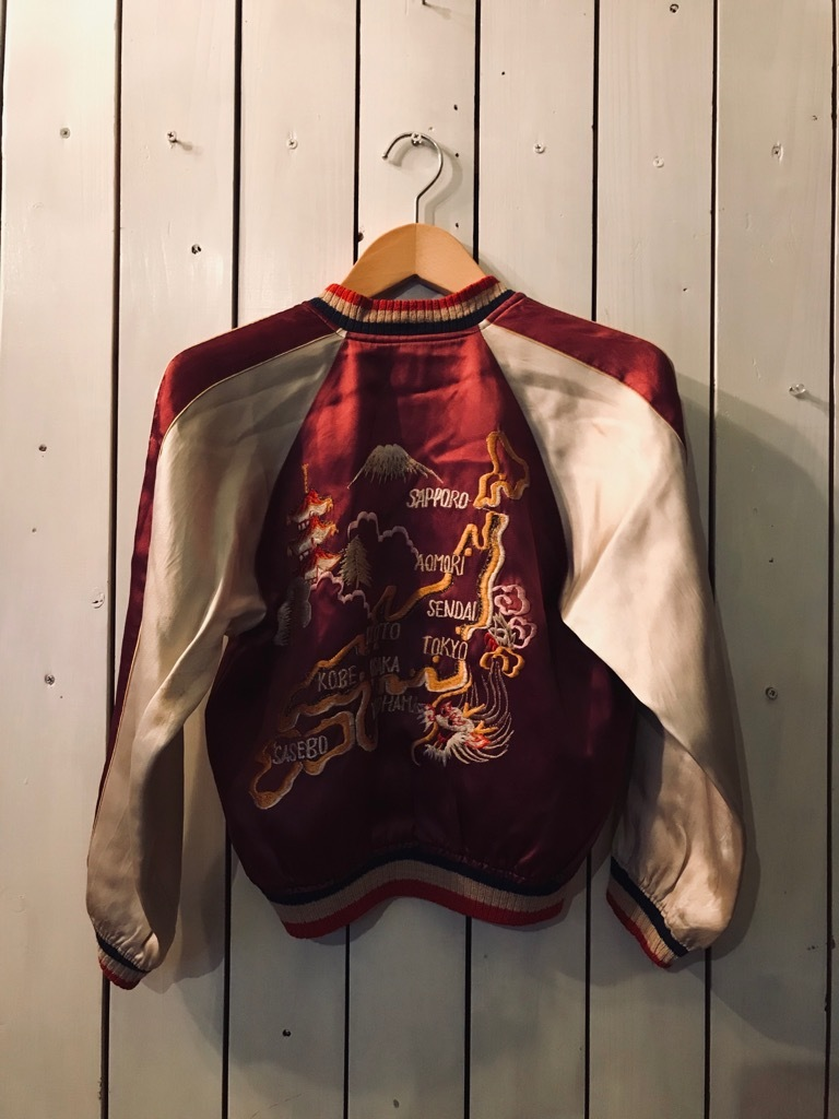 マグネッツ神戸店 明けましておめでとうございます! #6 Souvenir Jacket!!!_c0078587_19450830.jpg