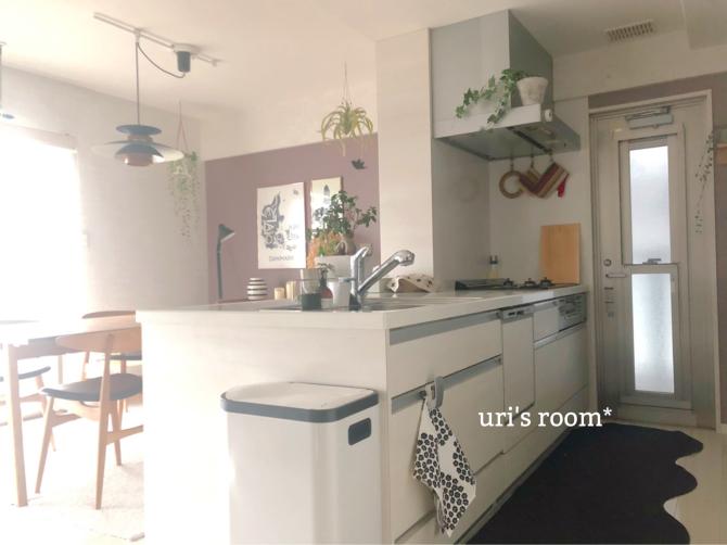 マリメッコのティータオルでキッチンに可愛さプラス!_a0341288_16133055.jpg