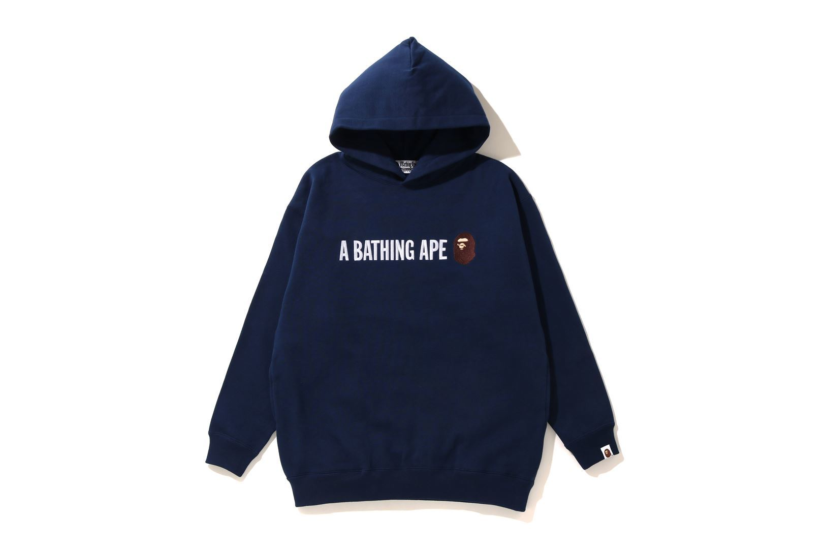 EMBROIDERY OVERSIZED PULLOVER HOODIE_a0174495_13014453.jpg