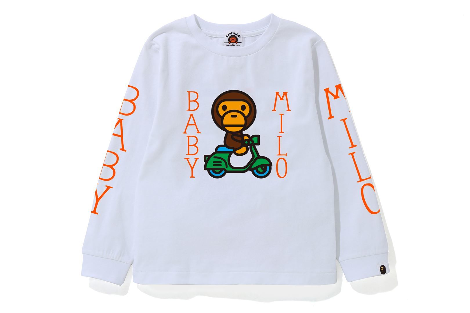 BABY MILO SCOOTER L/S TEE_a0174495_13201792.jpg