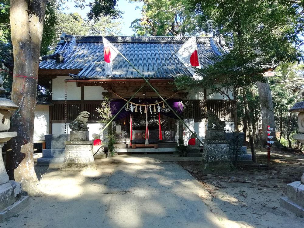 日吉神社は早くも迎春ムード_b0114798_16535321.jpg