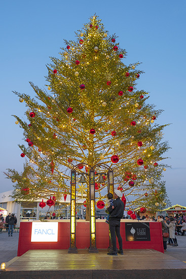 横浜赤レンガ倉庫のクリスマスマーケット2019_b0145398_22332479.jpg