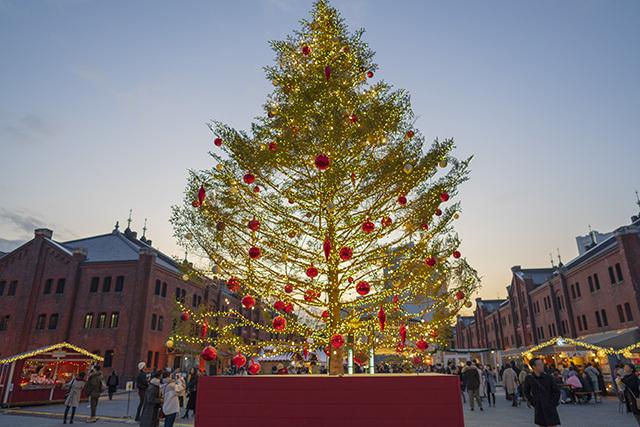 横浜赤レンガ倉庫のクリスマスマーケット2019_b0145398_22391645.jpg