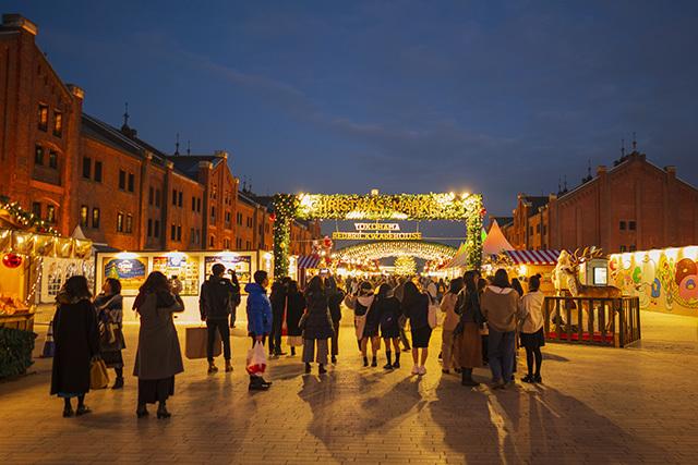 横浜赤レンガ倉庫のクリスマスマーケット2019_b0145398_22393411.jpg