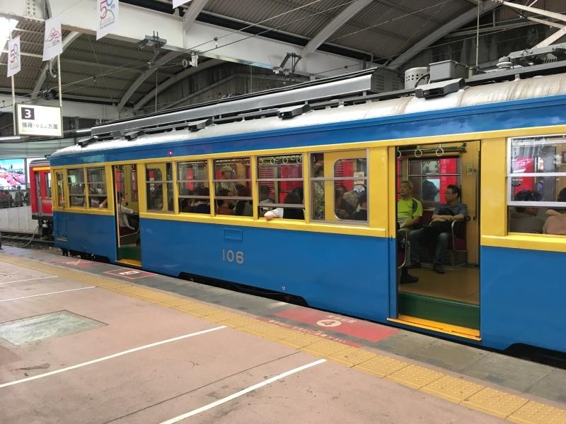 9月に出会った青い箱根登山鉄道。_d0367998_20520485.jpeg
