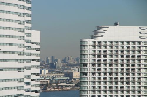 ニューオータニイン横浜プレミアム1809号室から日の出を拝む・2:Canon EOS 70D_c0075701_11075929.jpg