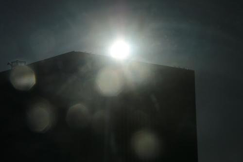 横浜みなとみらい21の日の出_c0075701_11084935.jpg