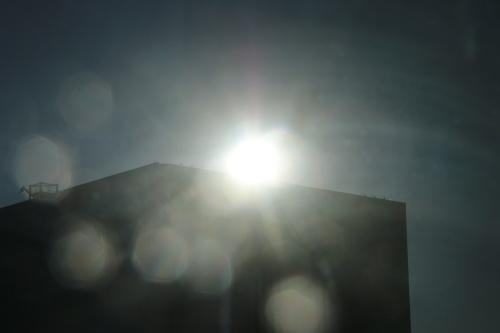 横浜みなとみらい21の日の出_c0075701_11090180.jpg