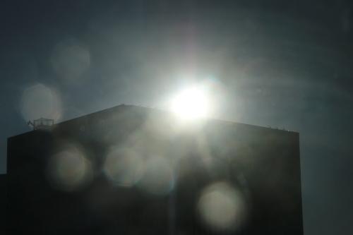 横浜みなとみらい21の日の出_c0075701_11090967.jpg