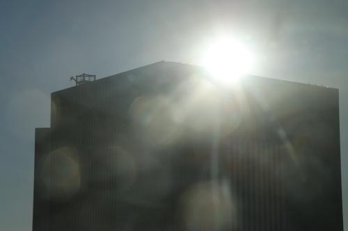 横浜みなとみらい21の日の出_c0075701_11091563.jpg