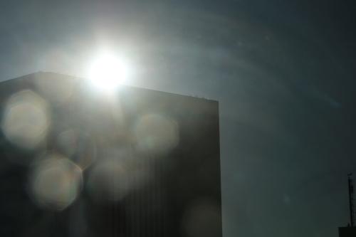 横浜みなとみらい21の日の出_c0075701_11092241.jpg
