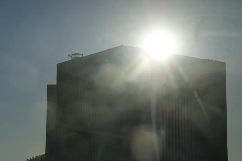 横浜みなとみらい21の日の出_c0075701_11093248.jpg