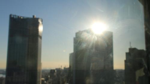 横浜みなとみらい21の日の出_c0075701_11093952.jpg