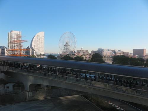ニューオータニイン横浜プレミアム3階レストラン❝THE SEA❞の朝食_c0075701_12050007.jpg