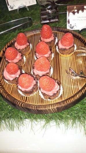 ANAインターコンチネンタルホテル東京 シャンパン・バー チョコレート・スイーツブッフェ_f0076001_21573717.jpg