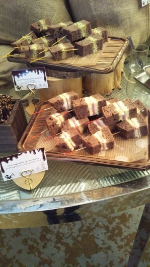 ANAインターコンチネンタルホテル東京 シャンパン・バー チョコレート・スイーツブッフェ_f0076001_21581824.jpg