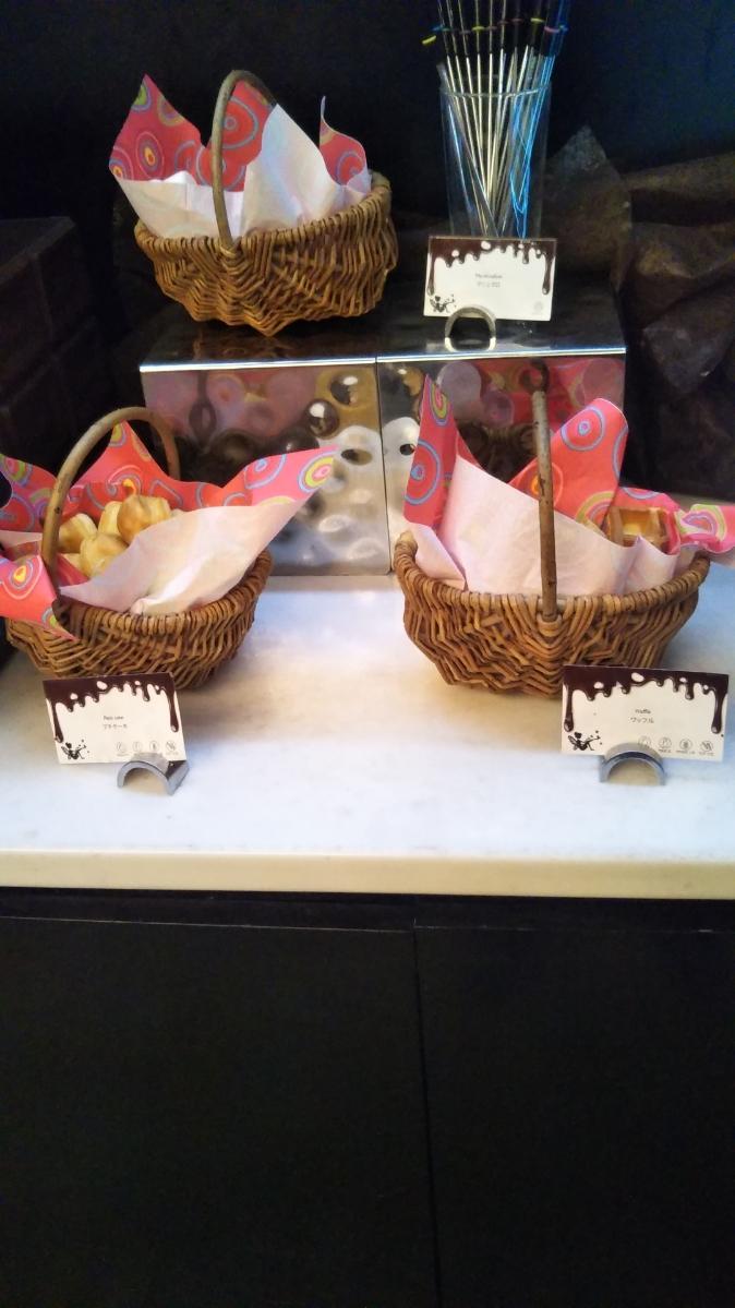 ANAインターコンチネンタルホテル東京 シャンパン・バー チョコレート・スイーツブッフェ_f0076001_22440927.jpg