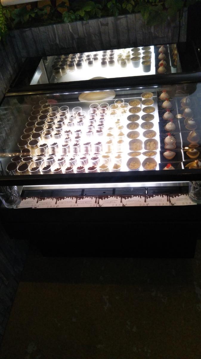 ANAインターコンチネンタルホテル東京 シャンパン・バー チョコレート・スイーツブッフェ_f0076001_22463112.jpg