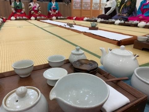 2019年 歳納め大邱 ⑦韓国伝統文化体験館で茶道体験_a0140305_02251179.jpg