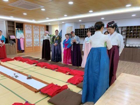 2019年 歳納め大邱 ⑦韓国伝統文化体験館で茶道体験_a0140305_02354699.jpg