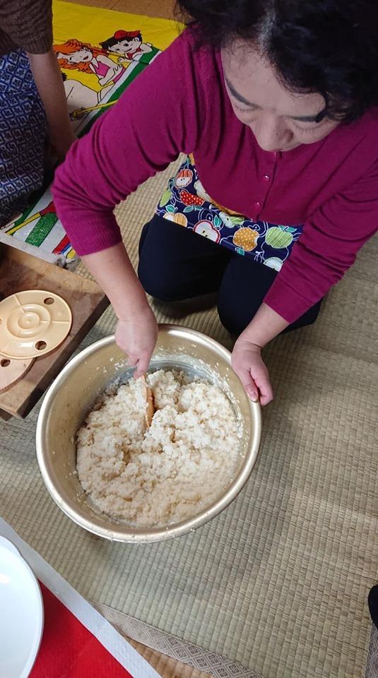 初めての飯寿司作りに挑戦!!_a0126418_19534954.jpg