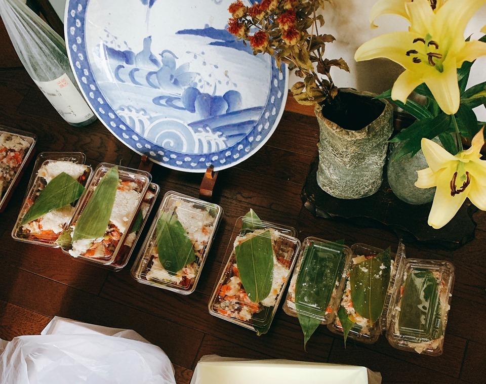 初めての飯寿司作りに挑戦!!_a0126418_20195888.jpg