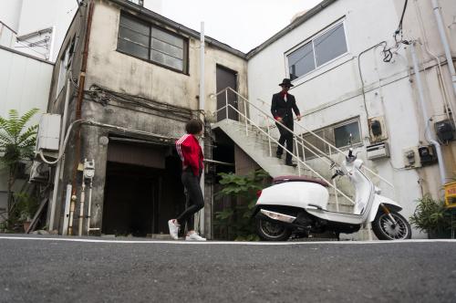 Yui & Ruka with Lambretta V125(2019.08.13/TOKYO)_f0203027_14425485.jpg