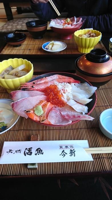 能登海鮮丼~のどぐろ♪_f0348032_16234491.jpg