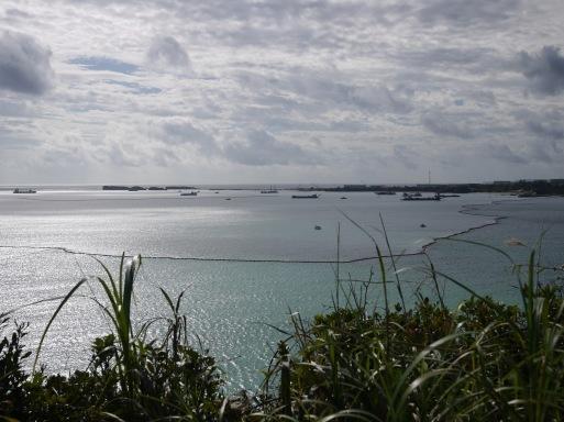 沖縄冬至越えの旅7 辺野古でちょっと事件発生_e0359436_11402875.jpeg