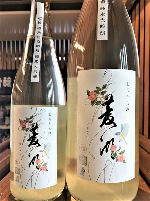 【日本酒】KING OF MODERN LIGHT Prototype 『G』純米吟醸 無濾過生原酒 限定 新酒令和1BY🆕_e0173738_1412380.jpg