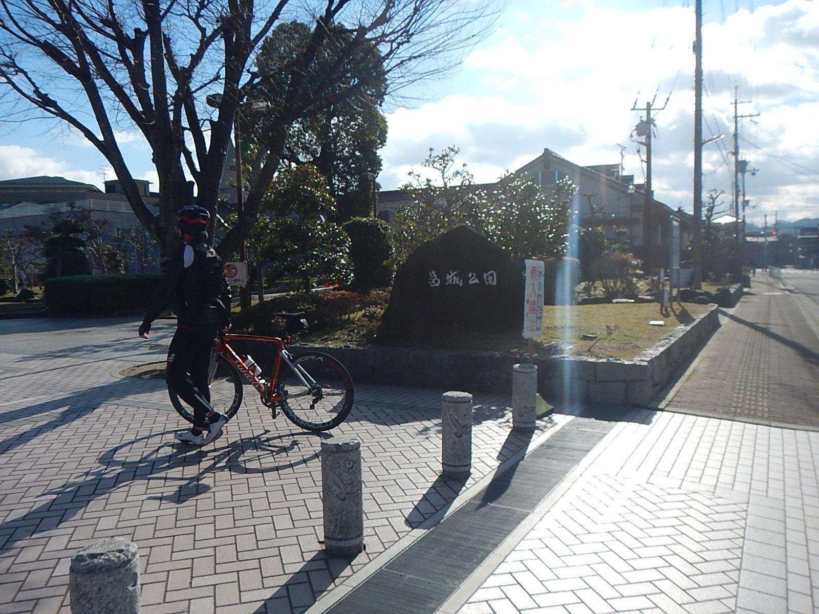 年末のちょいと寒い日にサイクリングへ出かけた件について_a0386742_20222720.jpg