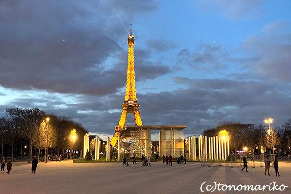 年末年始のパリ、そして引き続きストライキ中_c0024345_04322532.jpg