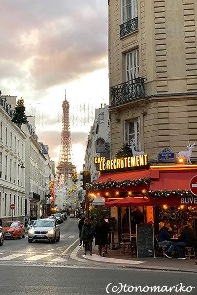 年末年始のパリ、そして引き続きストライキ中_c0024345_04322544.jpg