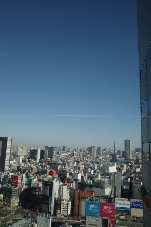 高層ビルから、都心を眺めて_e0080345_17052120.jpg