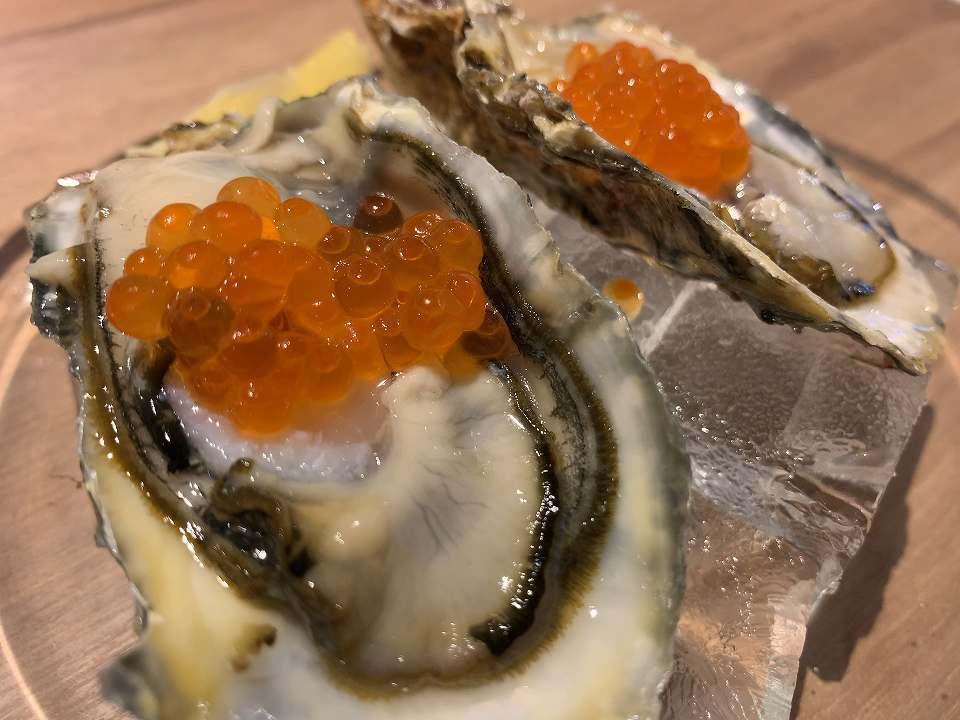 蛍池の牡蠣とシーフード料理「Oyster house Kai」_e0173645_23245799.jpg