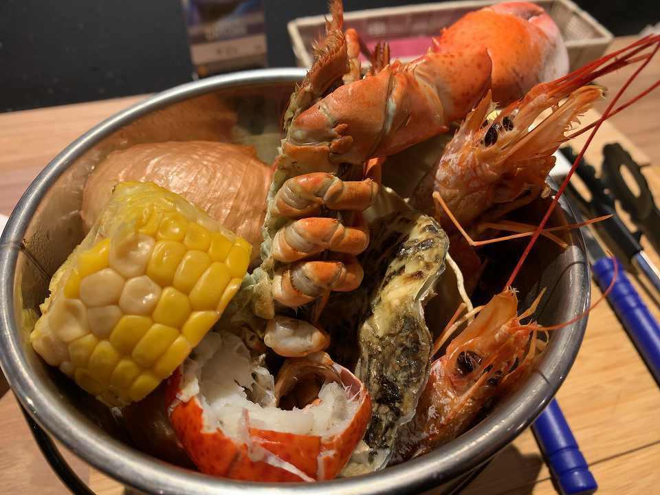 蛍池の牡蠣とシーフード料理「Oyster house Kai」_e0173645_23251332.jpg