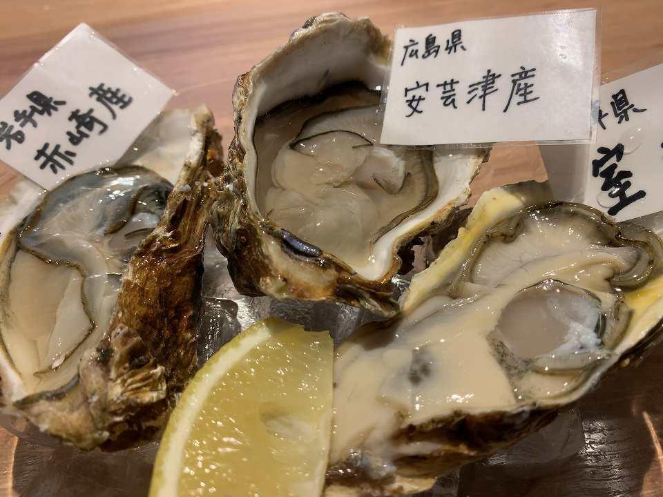 蛍池の牡蠣とシーフード料理「Oyster house Kai」_e0173645_23254358.jpg