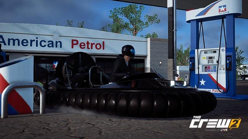 ゲーム「THE CREW2 ニューオリンズ東のガソリンスタンド&ハイパーカーの性能を書いてみる その3」_b0362459_15194566.jpg